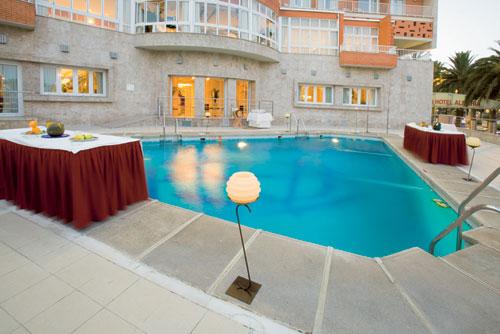 CITYMAR GRAN HOTEL ALMERÍA - Hotel cerca del Estadio de los Juegos del Mediterráneo